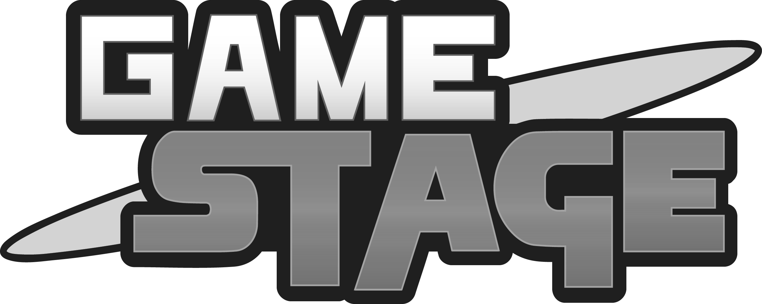 Logo Game Stage