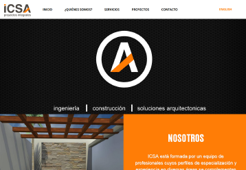 Client ICSA Proyectos Preview