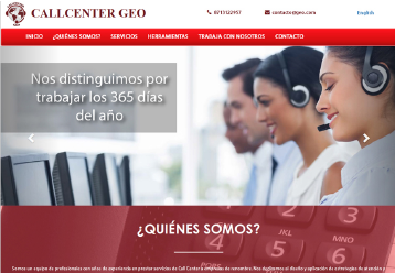 Client Call Center Geo Preview